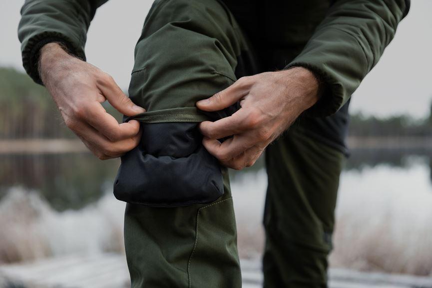 Skydda dina knän Large