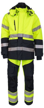 Trousers GORE-TEX HiVis 3 Leijona  Large
