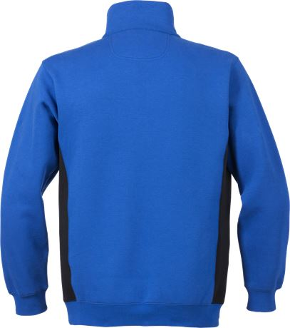 Acode Sweatshirt med lynlås 2 Fristads  Large