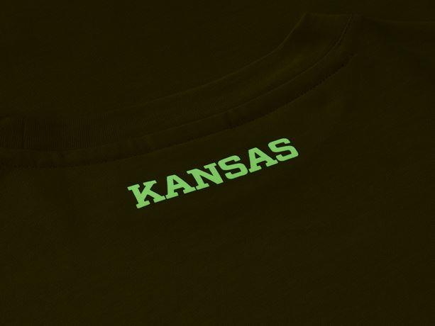 Carlton Oversized T-shirt 5 Kansas  Large