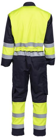 Coveral HiVis FR Antistatic 2 Leijona  Large