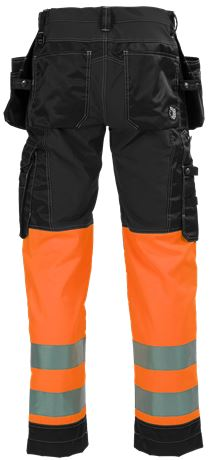 Tool Pocket Trousers HiVis 3.0 Stretch 2  Large