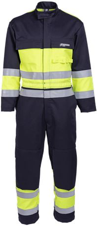 Coveral HiVis FR Antistatic 1 Leijona  Large