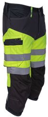 Capri Byxor HiVis Stretch 3 Leijona Small