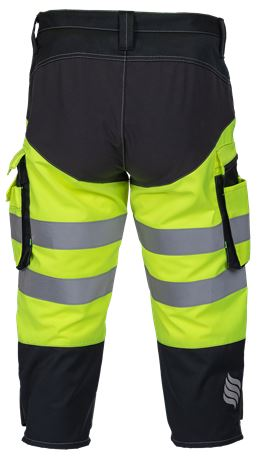 Capri Trousers HiVis Stretch 2 Leijona  Large
