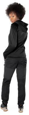 Calcium Polartec® power stretch hoodie, dam 4 Fristads Outdoor Small