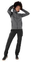 Calcium Polartec® hættetrøje Kvinde Fristads Outdoor Medium