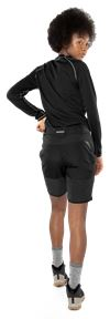Carbon semistretch friluftsshorts, dam 4 Fristads Outdoor Small
