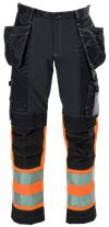 Tool Pocket Trousers HiVis 3.0 Stretch 1 Small