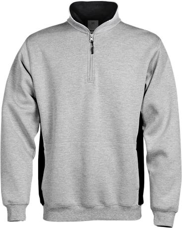 Acode sweatshirt med kort dragkedja 1705 DF 1 Fristads  Large