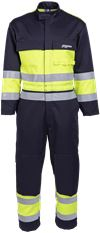 Coveral HiVis FR Antistatic 1 Leijona Small