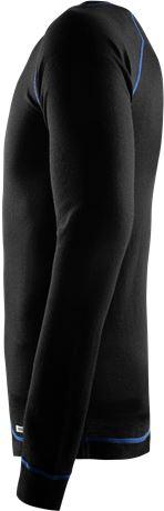 Merino wool long sleeve t-shirt 7517 MW 3 Fristads  Large