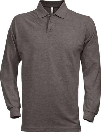 Acode heavy long sleeve polo shirt 1722 PIQ 1 Fristads  Large