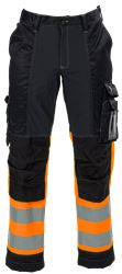 Damenhose Stretch HiVis 3.0 Leijona Medium