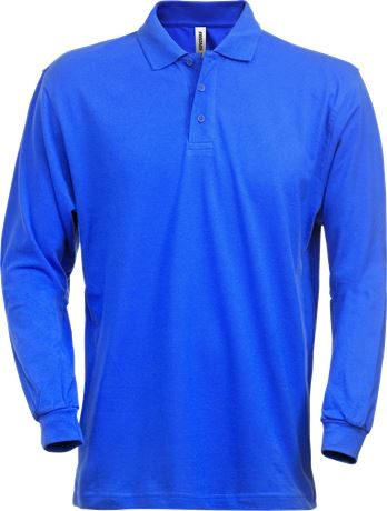 Acode heavy long sleeve polo shirt 1722 PIQ 1 Fristads  Large