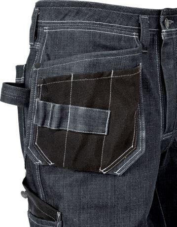 Craftsman denim trousers 229 DY 5 Fristads  Large
