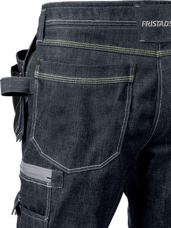 Craftsman denim trousers 229 DY 9 Fristads  Large