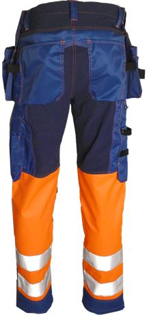 Tool Pocket Trousers HiVis 3.0 Stretch 2 Leijona  Large