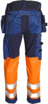 Tool Pocket Trousers HiVis 3.0 Stretch 2 Leijona Small