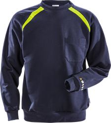 Flamestat sweatshirt 984 SFLA Fristads Medium