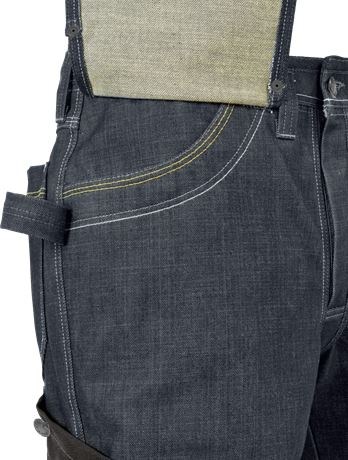 Craftsman denim trousers 229 DY 6 Fristads  Large