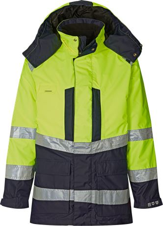 High Vis Airtech® 3in1 Parka Kl. 3 4036 GTT 1 Kansas  Large