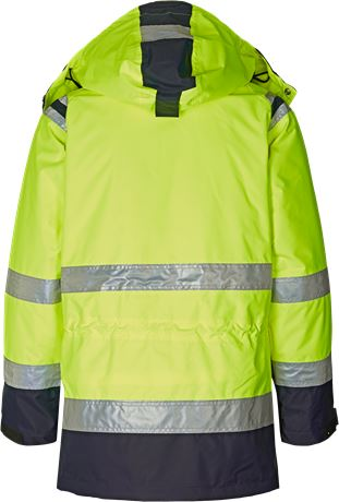 High Vis Airtech® 3in1 Parka Kl. 3 4036 GTT 4 Kansas  Large