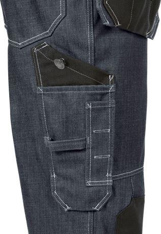 Craftsman denim trousers 229 DY 8 Fristads  Large