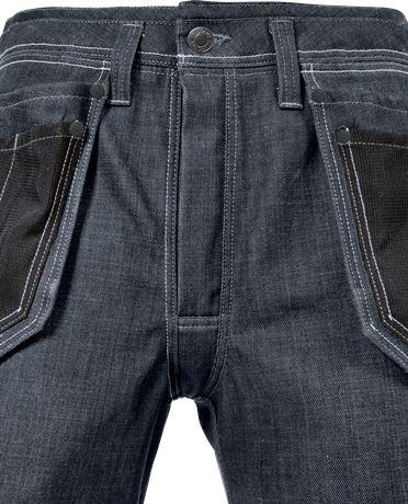 Craftsman denim trousers 229 DY 10 Fristads  Large