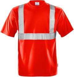 High vis t-shirt class 2 7411 TP Fristads Medium