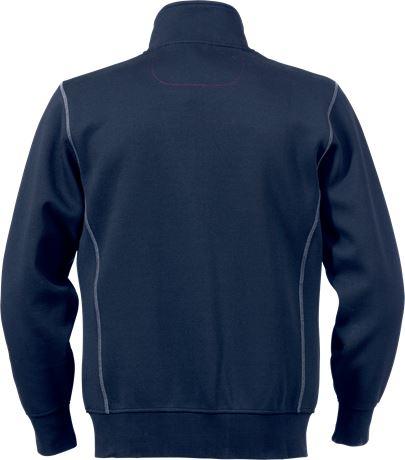 Acode sweatshirt-jacka 1747 DF 2 Fristads  Large