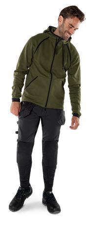 Craftsman stretch trousers 2621 STK 8 Fristads  Large