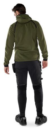 Craftsman stretch trousers 2621 STK 10 Fristads  Large