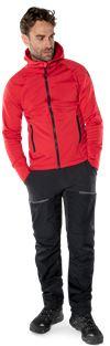 Calcium Polartec® power stretch hoodie 3 Fristads Outdoor Small