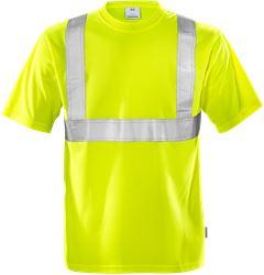 Hi Vis T-shirt kl.2 7411 Fristads Medium