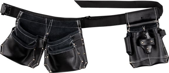 Snikki tool belt 9336 LTHR Fristads Medium