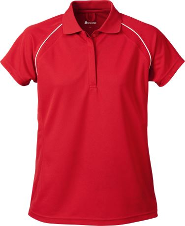 Acode CoolPass polo shirt woman 1726 COL 1 Fristads  Large