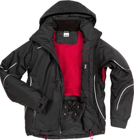 Acode WindWear waterproof winter jacket 1407 BPW 2 Fristads  Large