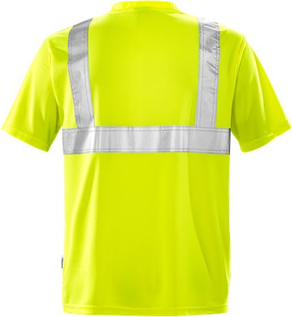 High vis T-shirt klasse 2 7411 TP 2 Fristads  Large