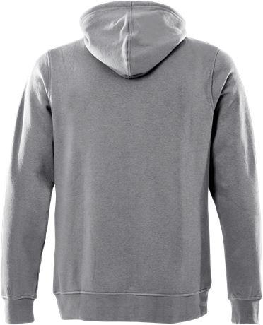 Acode sweatshirt-jacka med huva 1736 SWB 2 Fristads  Large