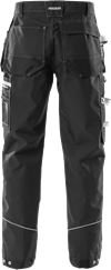 Craftsman softshell trousers 2073 WY 2 Fristads Small