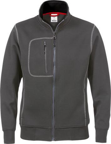 Acode Sweatshirt jakke, dame 1 Fristads  Large