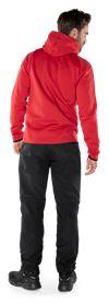 Calcium Polartec® power stretch hoodie 4 Fristads Outdoor Small