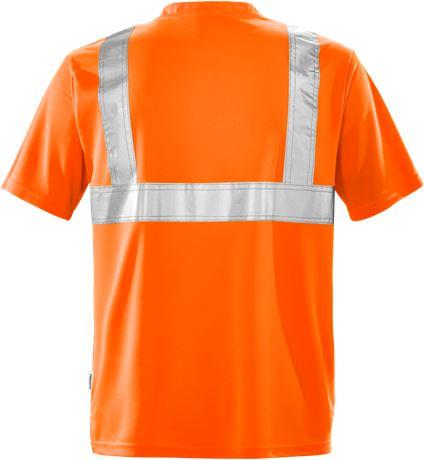 High vis t-shirt class 2 7411 TP 2 Fristads  Large