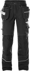 Craftsman softshell trousers 2073 WY 1 Fristads Small