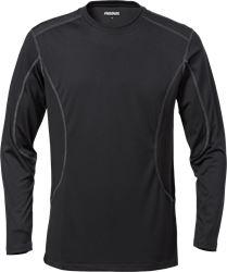 Acode CoolPass långärmad funktions T-shirt 1923 COL Fristads Medium