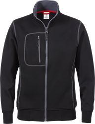Acode Sweatshirt jakke, dame Fristads Medium