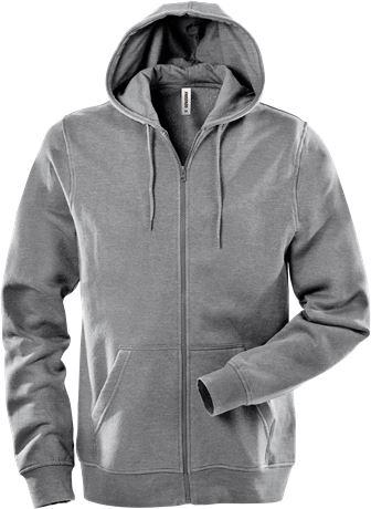 Acode hooded sweat jacket 1736 SWB 1 Fristads
