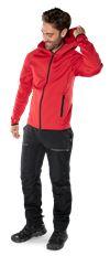Calcium Polartec® power stretch hoodie 2 Fristads Outdoor Small