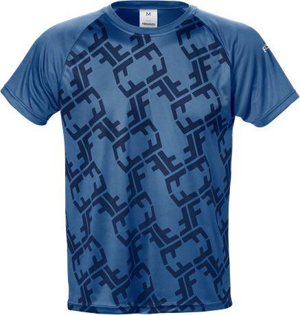 Friwear T-Shirt 7456 LKN 1 Fristads